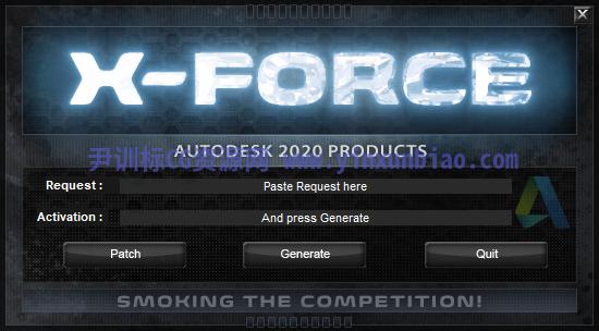 AutoCAD全系列注册机下载